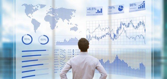 Los inversores compran salvajemente en el mercado de valores.