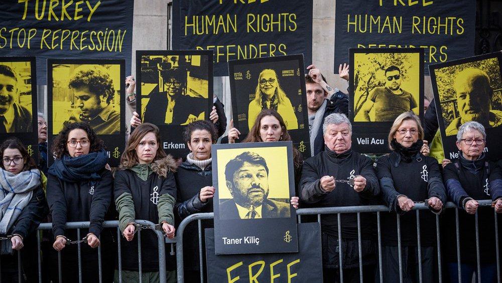 Amnistía Internacional denuncia matanzas en Etiopía