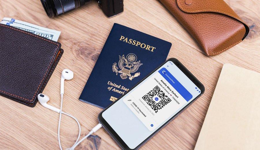 pasaporte de vacunación