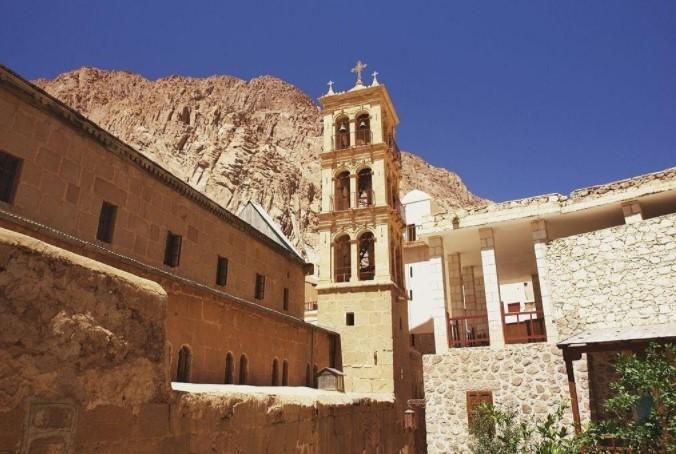 Las Atracciones de Sinaí