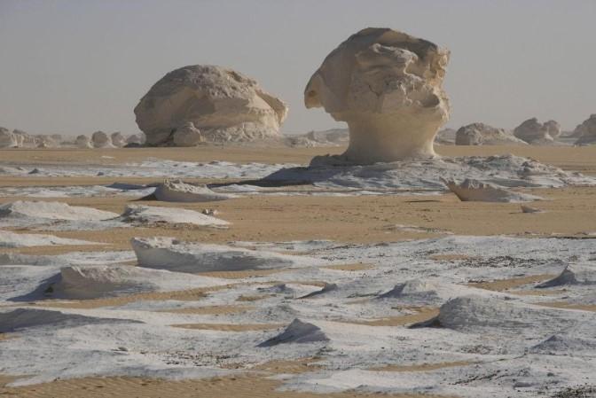 Los Oasis de Egipto