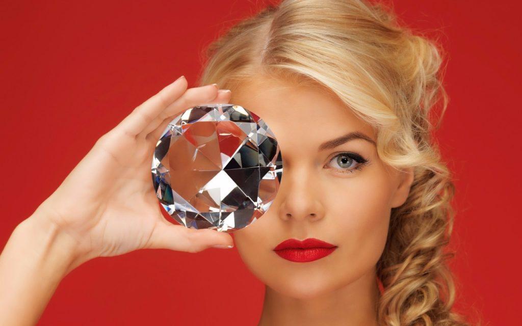 ¿Qué son los diamantes artificiales?